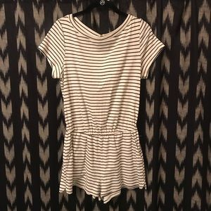 BDG Striped Romper